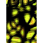 Yellow light You Rock 3D Greeting Card (7x5) Inside