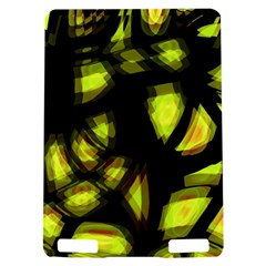 Yellow light Kindle Touch 3G