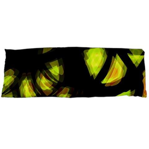 Yellow light Body Pillow Case (Dakimakura)