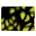 Yellow light Cosmetic Bag (XXL)  Front