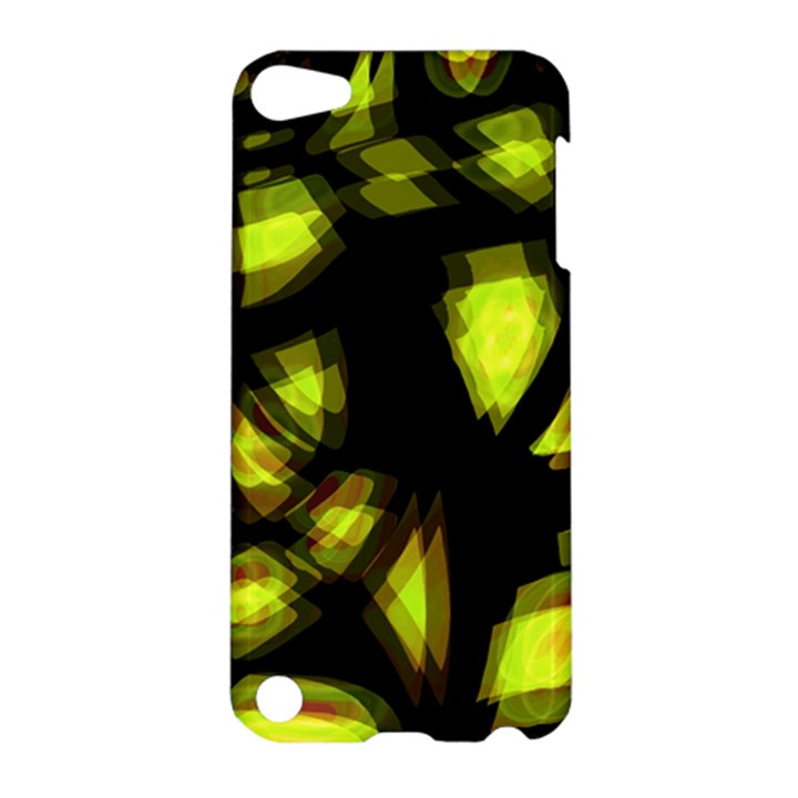 Yellow light Apple iPod Touch 5 Hardshell Case
