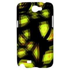 Yellow light Samsung Galaxy Note 2 Hardshell Case