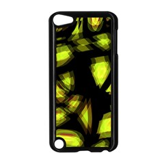 Yellow light Apple iPod Touch 5 Case (Black)