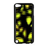 Yellow light Apple iPod Touch 5 Case (Black) Front