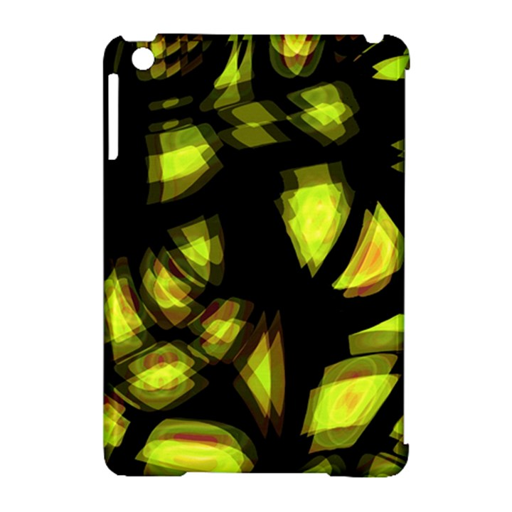 Yellow light Apple iPad Mini Hardshell Case (Compatible with Smart Cover)