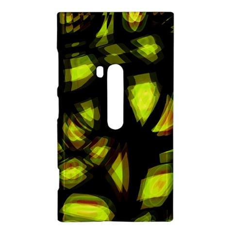 Yellow light Nokia Lumia 920