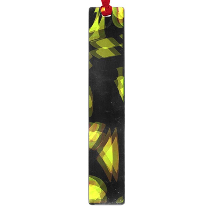 Yellow light Large Book Marks