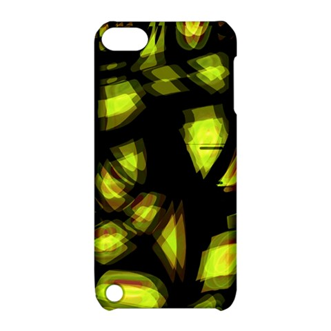Yellow light Apple iPod Touch 5 Hardshell Case with Stand