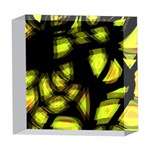 Yellow light 5  x 5  Acrylic Photo Blocks Front