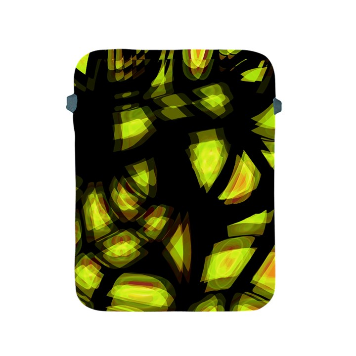 Yellow light Apple iPad 2/3/4 Protective Soft Cases