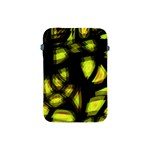 Yellow light Apple iPad Mini Protective Soft Cases Front