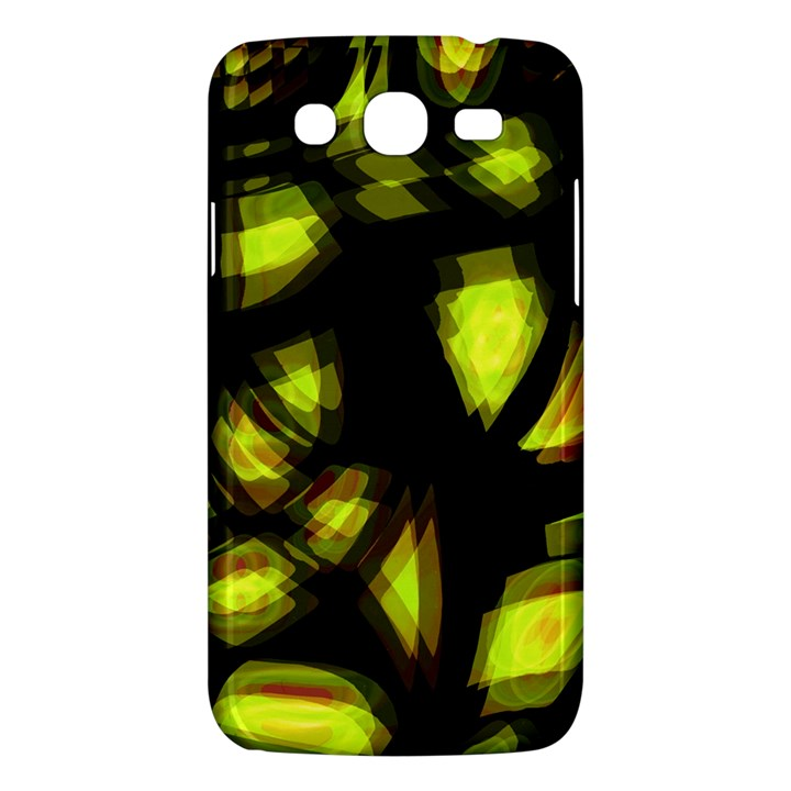 Yellow light Samsung Galaxy Mega 5.8 I9152 Hardshell Case