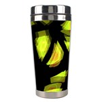 Yellow light Stainless Steel Travel Tumblers Right