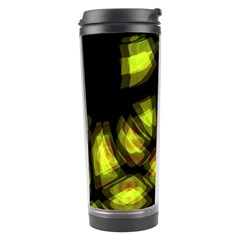Yellow light Travel Tumbler