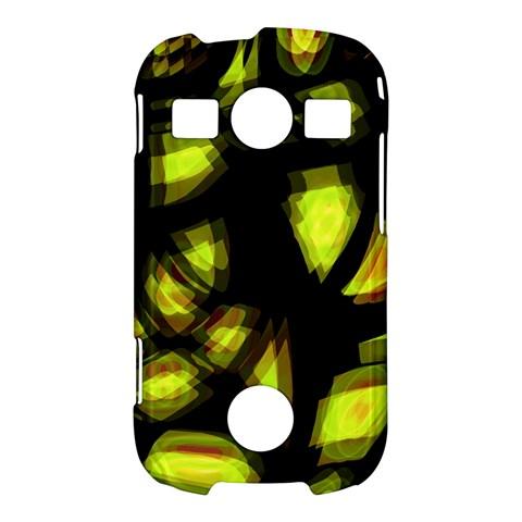 Yellow light Samsung Galaxy S7710 Xcover 2 Hardshell Case
