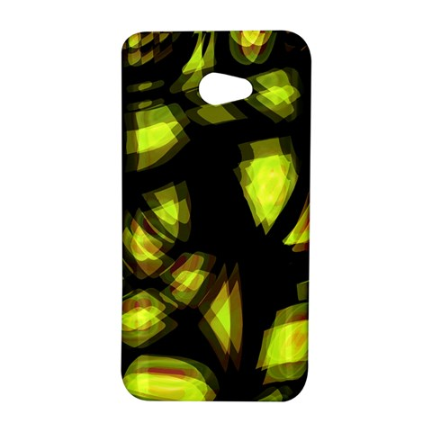 Yellow light HTC Butterfly S/HTC 9060 Hardshell Case