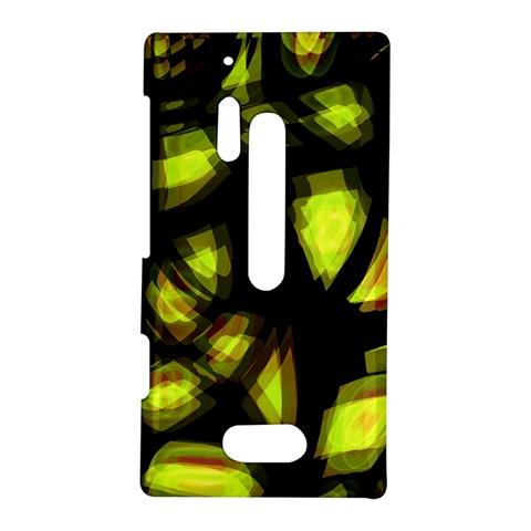 Yellow light Nokia Lumia 928