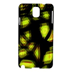 Yellow light Samsung Galaxy Note 3 N9005 Hardshell Case