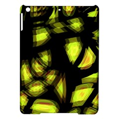Yellow Light Ipad Air Hardshell Cases