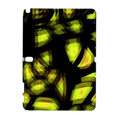 Yellow Light Samsung Galaxy Note 10 1 (p600) Hardshell Case