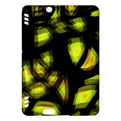 Yellow light Kindle Fire HDX Hardshell Case