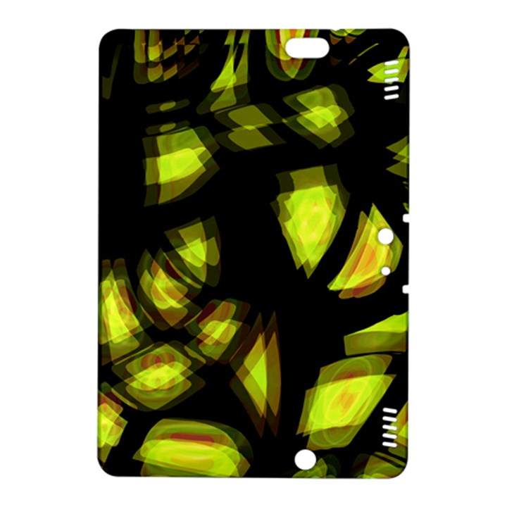 Yellow light Kindle Fire HDX 8.9  Hardshell Case