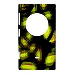 Yellow light Nokia Lumia 1020