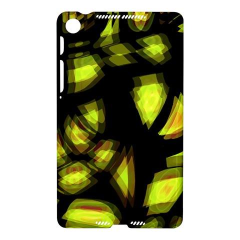 Yellow light Nexus 7 (2013)