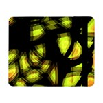 Yellow light Samsung Galaxy Tab Pro 8.4  Flip Case Front