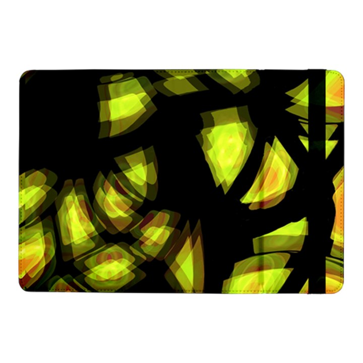 Yellow light Samsung Galaxy Tab Pro 10.1  Flip Case