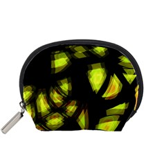 Yellow light Accessory Pouches (Small)