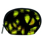 Yellow light Accessory Pouches (Medium)  Front