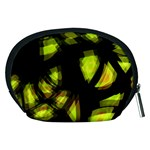 Yellow light Accessory Pouches (Medium)  Back