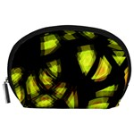 Yellow light Accessory Pouches (Large)  Front