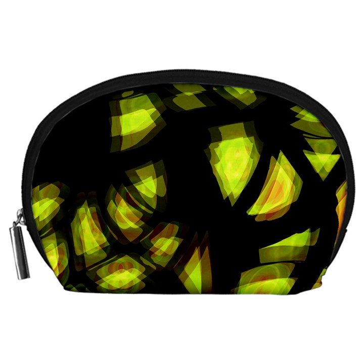 Yellow light Accessory Pouches (Large)