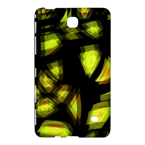 Yellow light Samsung Galaxy Tab 4 (8 ) Hardshell Case