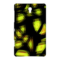 Yellow light Samsung Galaxy Tab S (8.4 ) Hardshell Case