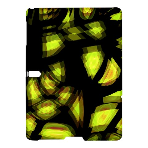 Yellow light Samsung Galaxy Tab S (10.5 ) Hardshell Case