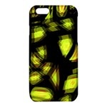 Yellow light iPhone 6/6S TPU Case Front