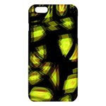 Yellow light iPhone 6 Plus/6S Plus TPU Case Front