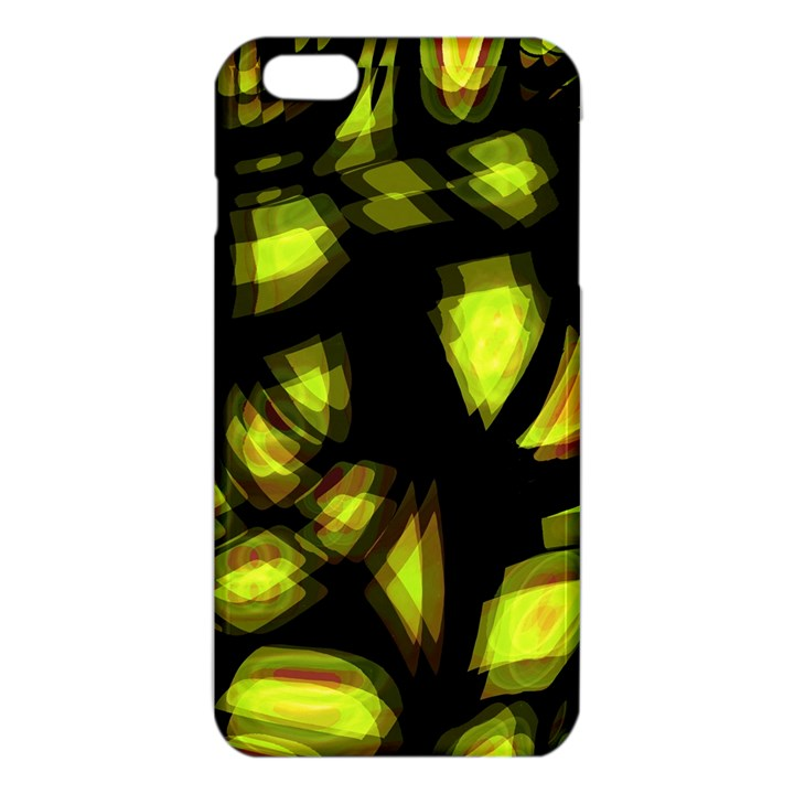 Yellow light iPhone 6 Plus/6S Plus TPU Case