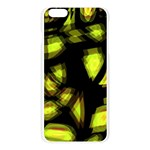 Yellow light Apple Seamless iPhone 6 Plus/6S Plus Case (Transparent) Front