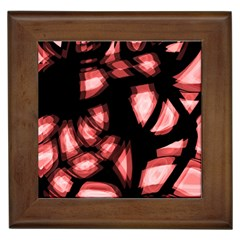 Red light Framed Tiles