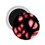 Red light 2.25  Magnets Front