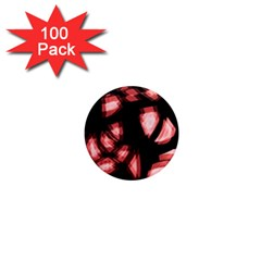 Red Light 1  Mini Magnets (100 Pack)