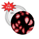 Red light 2.25  Buttons (10 pack)  Front