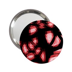 Red light 2.25  Handbag Mirrors