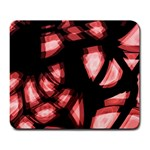 Red light Large Mousepads Front