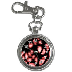 Red light Key Chain Watches