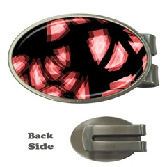 Red light Money Clips (Oval)